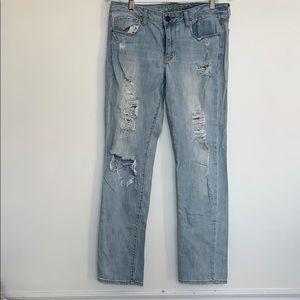 American Eagle size 12 R Skinny Stretch Jeans